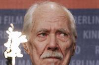 Robert Altman at the 56th Berlinale Film Festival.