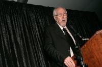Robert Altman at the Tribute Dinner - Sarasota Film Festival 2006.