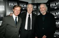 Robert Altman, Robert Towne and William H. Macy at the Tribute Dinner - Sarasota Film Festival 2006.