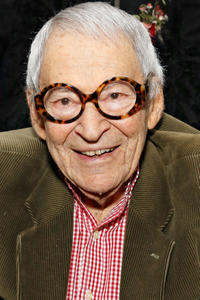 Carl Apfel at the New York Film Festival photo call for