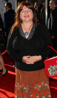 Allison Anders at the TCM Classic Film Festival opening night gala and world premiere of