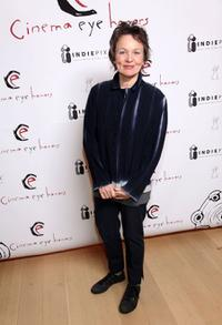 Laurie Anderson at the Cinema Eye Honors presented by IndiePix.