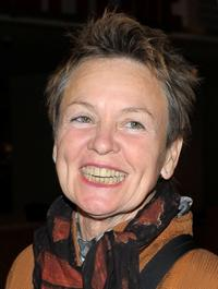 Laurie Anderson at the 2010 Toronto International Film Festival.