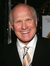 Terry Bradshaw at the premiere of