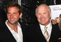 Bradley Cooper and Terry Bradshaw at the premiere of