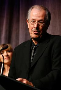 Denys Arcand at the Toronto International Film Festival 2007.