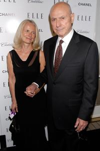 Alan Arkin at the Elles 14th Annual Women in Hollywood Party.
