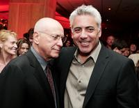 Alan Arkin and son Adam Arkin at the premiere of