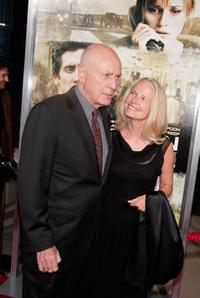 Alan Arkin and wife Suzanne Newlander Arkin at the premiere of