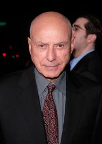 Alan Arkin at the premiere of