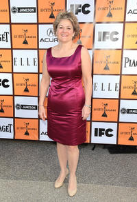Bonnie Arnold at the 2011 Independent Spirit Awards Filmmaker Grant and Nominee Brunch.
