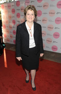 Bonnie Arnold at the Hollywood Reporter's Annual Power 100: Women In Entertainment Breakfast.