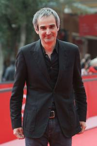 Olivier Assayas at the Olivier Assayas Red Carpet during the 3rd Rome International Film Festival.