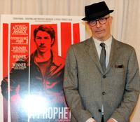 Jacques Audiard at the Academy Awards Foreign Language Film Award directors Photo Op.
