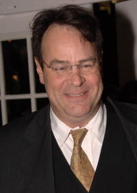 Dan Aykroyd at the Entertainment Weekly's Oscar viewing party.