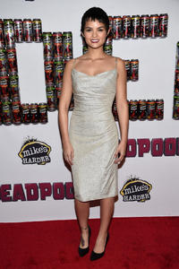Brianna Hildebrand at the New York premiere of