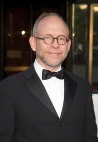 Bob Balaban at the Metropolitan Opera's Opening Night at Lincoln Center.