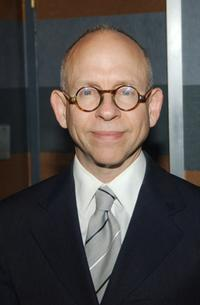 Bob Balaban at the Atlantic Theater Company's 2005 Spring Gala.