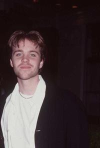 Jonathan Brandis at the premiere of