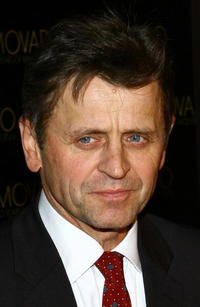 Mikhail Baryshnikov at the celebration for Movado's 60 years of modern design at the Cooper-Hewitt National Design Museum.