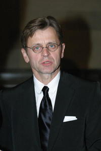 Mikhail Baryshnikov at the 10th annual Kitty Carlisle Hart Awards & Gala Benefit Dinner.