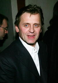 Mikhail Baryshnikov at the after party for the screening of