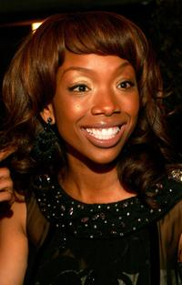Brandy at the G.O.O.D Music