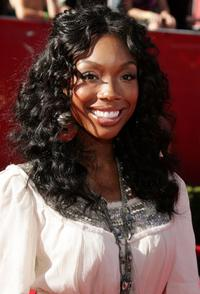 Brandy at the 2006 ESPY Awards.