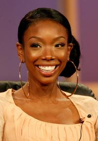 Brandy at the 2006 Summer Television Critics Association Press Tour.