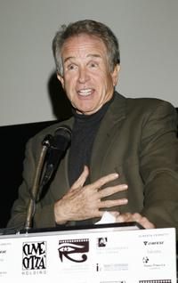 Warren Beatty at the 4th Annual Cinema Italian Style Festival Los Angeles and the 2007 Cinema Italian Style Awards.