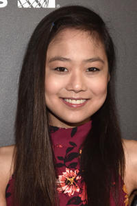 Krista Marie Yu at the Los Angeles premiere of