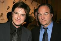 James Belushi and Jason Bateman at the 2005 Los Angeles Free Clinic to Honor Stephen McPherson.