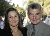 Richard Benjamin and Paula Prentiss at the tribute