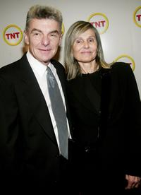 Richard Benjamin and wife Paula Prentiss at the screening of
