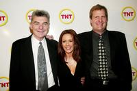 Richard Benjamin, actress Patricia Heaton and actor Jeff Daniels at the screening of
