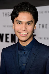 Forrest Goodluck at the California premiere of