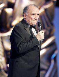 Claude Brasseur at the 32nd Nuit des Cesar ceremony, France's top movie awards.
