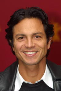 Benjamin Bratt at the Berlinale Film Festival in Berlin, Germany.