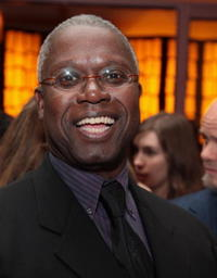 Actor Andre Braugher at the after party of the N.Y. premiere of