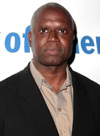 Andre Braugher at the opening night party of