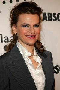 Sandra Bernhard at the 17th annual GLAAD Media Awards.