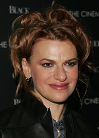 Sandra Bernhard at the special screening of