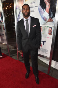Robert Christopher Riley at the California premiere of