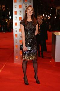 Kathryn Bigelow at the Orange British Academy Film Awards 2010.