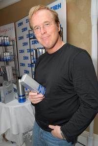 Brad Bird at the Belvedere Luxury Lounge in honor of the 80th Academy Awards featuring Zirh Men's Skincare.