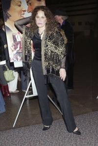 Karen Black at the premiere of