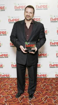 Shane Black at the Sony Ericsson Empire Film Awards 2006.