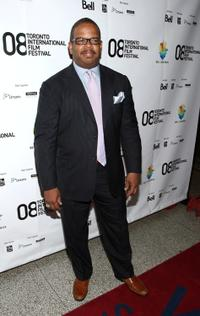Terence Blanchard at the premiere of