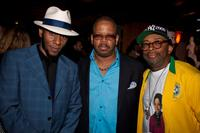 Mos Def, Terence Blanchard and Spike Lee at the HBO's series