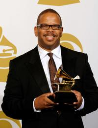 Terence Blanchard at the 52nd Annual Grammy Awards.